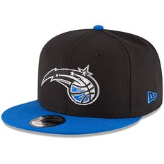 Your fandom will be on full display when you wear this Orlando Magic  Original Fit adjustable snapback hat from New Era. The graphics on this cap  are perfect ... e2ad01a82cca