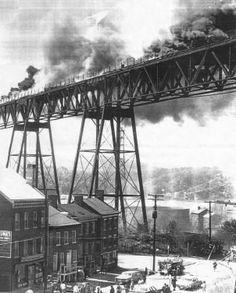 Poughkeepsie (NY) Bridge Fire, May 1974