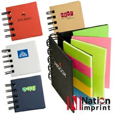 Sticky Books! Promotional Products Work!