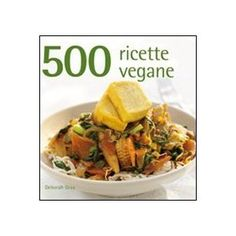 Raccolta di 500 ricette vegane