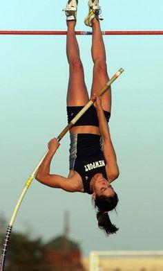 Allison Stokke, american pole vaulter