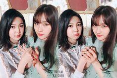 DREAMCATCHER - Dami + Siyeon