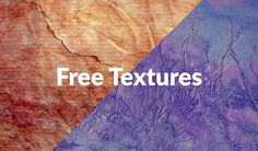 High-quality textures, free for personal use - abstract, organic, realistic, hi-tech and many other.