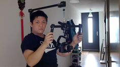 Add overhead support to your camera gimbal stabilizer for under $100 - DIY Photography