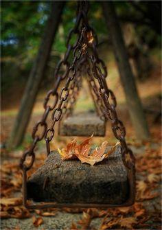autumn swing - Macedonia, Greece