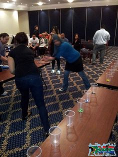 Seperation Anxiety Team Building Activity