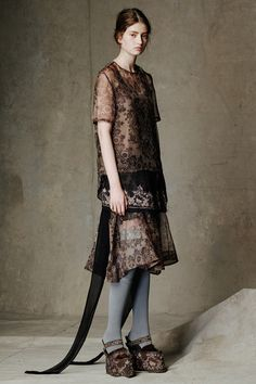 Gary Graham's Ready-to-Wear collection for Fall 2014, New York Fashion Week.