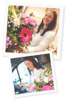 Flower delivery by florists in Czech Republic