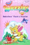 "Hasbro ""Wuzzles"" Butterbear Plants A Surprise companion storybook (this came with the Butterbear plush)"