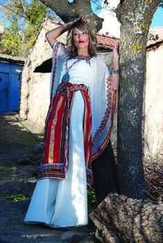 Robes berbères, au palais de la beauté | Dzeriet magazine