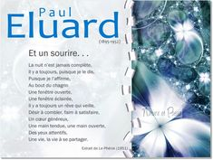 Et un sourire Quotations, Me Quotes, Lyrics, Poetry, Relationship, In This Moment, Messages, Reading, Frases