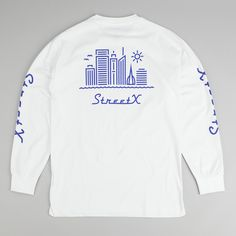 in the Southwest of England, Flatspot is an independent skate store and a leading online destination for men's contemporary fashion and streetwear. Contemporary Fashion, Street Wear, Skyline, Sweatshirts, Clothing, Sweaters, T Shirt, Outfits, Supreme T Shirt