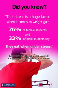 a research on female stress in college Self-efficacy, stress, and academic tently shown to predict grades and persistence in college an extensive body of research has shown that academic self-efficacy is positively associated with grades in college (bong, 2001 brown, lent.