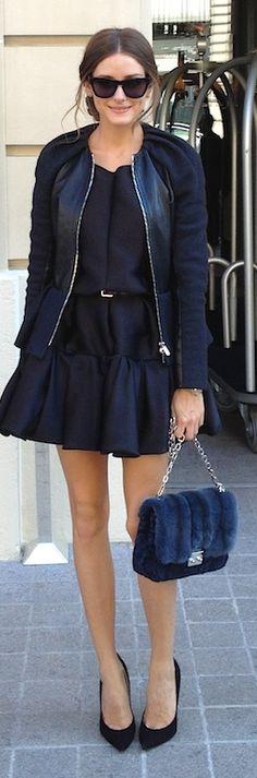 Olivia... love the dress.