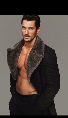 David Gandy for Attitude Magazine 2011 #TBT Photographer: Mariano Vivanco