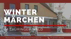 Aktiv & Vital Hotel Thüringen, Hotelvideo: Wintermärchen im Thüringer Wald
