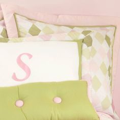 Ivy League Pink Euro Sham by Doodlefish. $160.00. Usually ships in 2-4 weeksComplete your kids bedding set with this bold euro sham from Doodlefish! This cozy euro sham will last for years to come in your kid's room. Designed specifically to match your existing Doodlefish kids bedding, this euro sham is a must-have!  With the collaboration of artist Regina Nouvel and designer Christine Banks-Senkiewicz, Doodlefish provides busy families with high-quality, luxurious beddi...