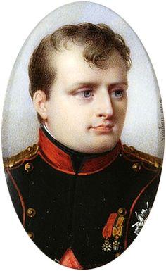Jean-Baptiste Isabey - Napoléon Bonaparte