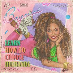 Artist Imagines Famous Pop Culture Stars With Retro Album Covers Steve Aoki, Beyonce, Rihanna, Kendrick Lamar, Cardi B, Chris Brown, Dj Khaled, Drake E, 80s Album Covers
