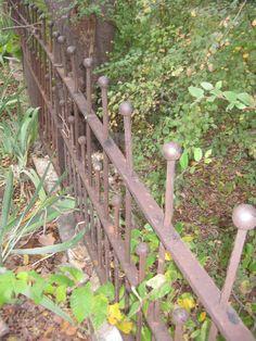 Good fences make good neighbors!