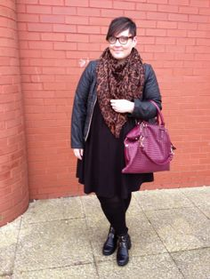 The Ramblings of Mrs BeBe: Half term happiness... - ASOS dress, JUNAROSE Jacket - #plussize #fashion