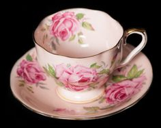 Aynsley Teacup & Saucer