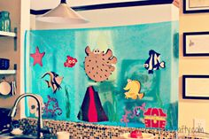 Finding Nemo Birthday Party - C'mon Get Crafty