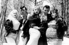 Crybaby... Great Rockabilly style!! My favorite movie of all times!!!