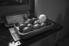 Oranges & light bulb