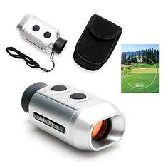 http://ift.tt/1NUehs2 Foxnovo Pocket 7 X digitale Golf Range Distance Finder Golfscope Bereich mit Soft Tragetasche Tasche %(cebity)!$