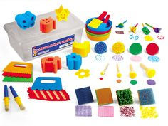 Young Artist's Toolbox