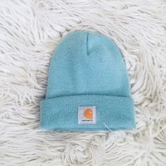 Shop Women's Carhartt Blue size OS Hats at a discounted price at Poshmark. Description: This hat is great! Real Carhartt Brand. Haven't lost its shape at all! Completely cleaned and washed, and coming from a pet-free home. Super warm to wear!!. Sold by cekema711. Fast delivery, full service customer support.