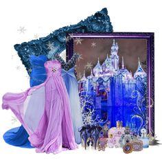 """Disneyland Christmas"" by missm26 on Polyvore"