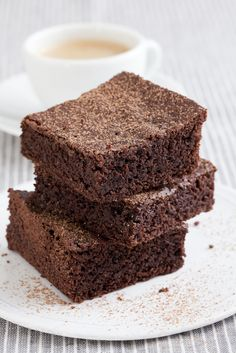 Insanely Good Chocolate Brownies - Rebecca Katz, MS, Author, Educator & Culinary Translator