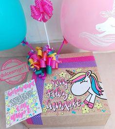 Hermosos detalles  @dulceamor17 RECUERDA QUE LLEGA LA ÉPOCA ESCOLAR❤ Y CON ELLA M... | Yooying Diy And Crafts, Crafts For Kids, Paper Crafts, Diy Gift Box, Diy Gifts, Personalised Gifts Diy, Honey Shop, Creative Box, Happy Party