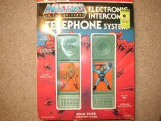 MOTU intercom telephones
