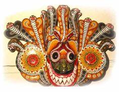 Srilanka Spirit: Vesmuhunu (Devil Masks) of Sri Lanka