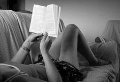 ´... y a leer.