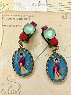 KONPLOTT Paar OHRRINGE OHRHÄNGER - ETERNAL GLORY alte Kollektion PETIT GLAMOUR Glamour, Drop Earrings, Ebay, Jewelry, Fashion, Ear Rings, Jewellery Making, Moda, Jewerly