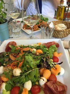 Vorspeise im Garbo in München. Lust Restaurants zu testen und Bewirtungskosten zurück erstatten lassen? https://www.testando.de/so-funktionierts