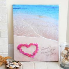 Personalized Wrapped Canvas by Beau-coup