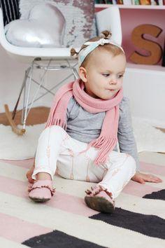 DIY Baby and Toddler Harem Pants with Free Pattern NB-4T from ajoyfulriot.com @ajoyfulriot