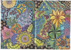Zentangles -I'd like to master this!