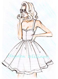 beautyandzest:    Illustration by Hayden Williams.