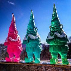 #Gnome Sculpture Stolen from Cornell Art Museum Sarah Cascone #artnews #contemporaryart #theft