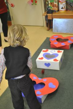 check out the Valentine School Parties What Do I Do?  Book or go to whatdoidobooks.com   For more fun Valentine Game Ideas