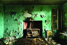 green room by David Creedon