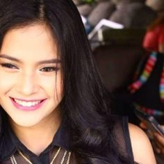 girl crush!!!!! Bianca Umali Stay Happy, Crushes, Idol, Actresses, Instagram Posts, People, Target, Female Actresses, People Illustration