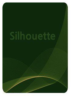 illustration-Silhouette feeling/Solid line