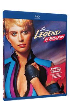 The Legend of Billie Jean Blu-ray.